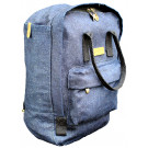 Hemporium Denim Uitility Backpack