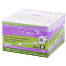 Silvercare Organic Cotton Baby Safety Earbuds 56u