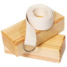 Simply Shweshwe Practice Set 2 Blocks & Strap