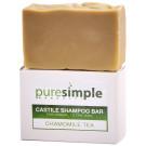 Pure Simple Shampoo Bar Chamomile Tea