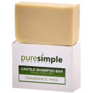 Pure Simple Shampoo Bar Fragrance Free