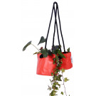 Growbag Hanging Orange Planter