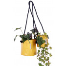 Growbag Hanging Yellow Planter