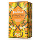 Pukka Lemon, Ginger and Manuka Honey Tea