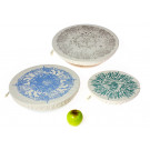 Halo Variety Dish Covers Beach House - Large