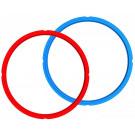 Instant Pot Red & Blue Sealing Rings 6 Litre