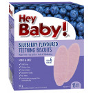 Hey Baby! Blueberry Teething Biscuits