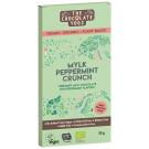 The Chocolate Yogi Mylk Peppermint Crunch Chocolate