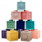 Tiger Lily Silicone Building Blocks