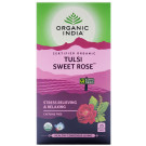 Tulsi Organic Sweet Rose Tea