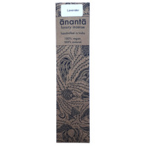 Ananta Luxury Hand Rolled Incense - Lavender