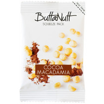 Buttanutt Chocolate Macadamia Spread - Squeeze Pack