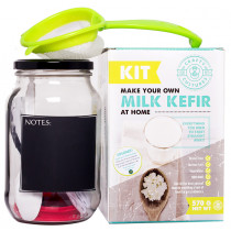 Crafty Cultures Milk Kefr Starter Kit
