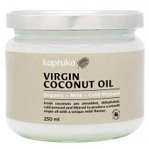 Kapruka Organic Virgin Coconut Oil