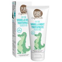 Pure Beginnings Vanilla Mint Toothpaste