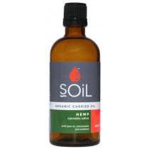 Soil Hemp Carrier Oil
