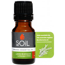Soil Lemongrass Essential Oil