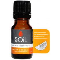 Soil Sweet Orange Essential Oil