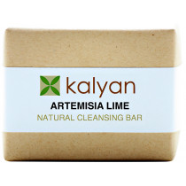 Kalyan Artemesia & Lime Natural Cleansing Bar