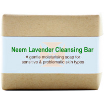 Kalyan Neem Lavender Cleansing Bar (Sensitive Skin)