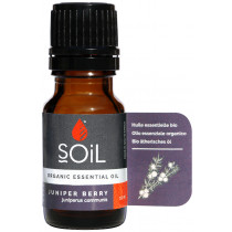 Soil Juniper Berry Essential Oil