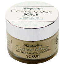 Hemporium Hemp Face Scrub Lux