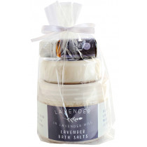 Lavender Hill Bath Pack