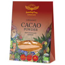 Soaring Free Superfoods Raw Organic Cacao Powder