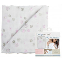 Baby Sense Bamboo Receiver - Pink