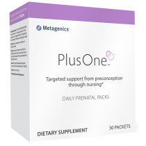 Metagenics Plus One Daily Prenatals