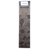 Ananta Luxury Hand Rolled Incense - White Sage