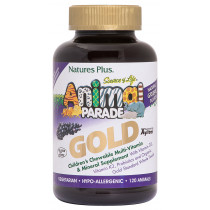 Animal Parade Gold Multivitamin Grape 120s