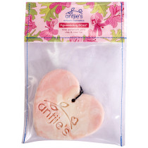 Antjies Rejuvenating Rose Geranium Heart Soap