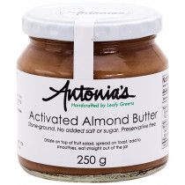 Antonia's Raw Stoneground Almond Butter