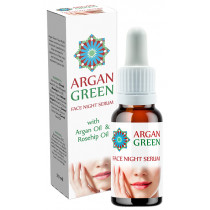 Argan Green Face Serum