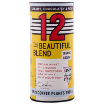 Arise Beautiful Blend Ground Coffee Eco-Can 250g