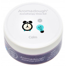 Aromadough Stress Ball - Student Calm - Blue