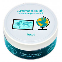 Aromadough Stress Ball - Student Focus - Blue