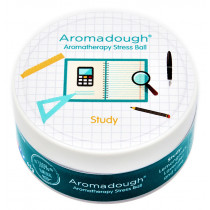 Aromadough Stress Ball - Student Study - Blue