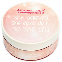 Aromadough Stress Ball - Women Sparkle Calm