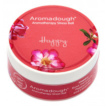 Aromadough Stress Ball - Happy