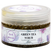 Azrah Naturals Green Tea Body Scrub