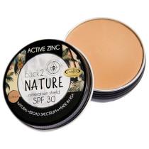 Back 2 Nature Active Zinc SPF 30 Sunblock - Tan