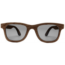Ballo Eyewear Barnes Imbuia Sunglasses - Polarized Grey