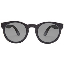 Ballo Eyewear Owl Hemp Sunglasses - Polarized Grey