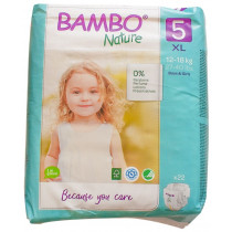 Bambo Nature Junior Disposables (12-18kg)