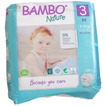 Bambo Nature Midi Disposables (4-8kg)