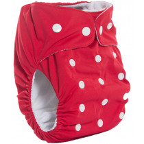 Fancy Pants Bamboo Nappy with Bamboo Insert