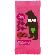 Bear Yo Yo Raspberry