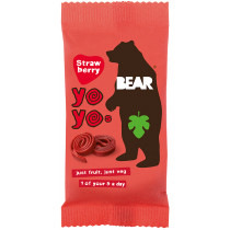 Bear Yo Yo Strawberry